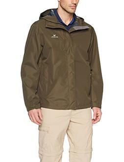 White Sierra Men's Sierra Guide 2.5 Layer Rain Jacket, Dark