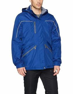 Men's Slope Insulated Winter Jacket, Small, Royal Blue Arcti