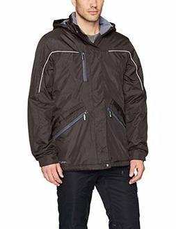 Arctix Men's Slope Insulated Winter Jacket, XX-Large, Black