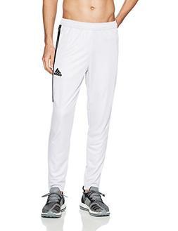 adidas Men's Soccer Tiro 17 Pants, X-Large, White/Black