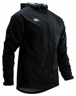 New Balance Men's Sport Rain Jacket Black