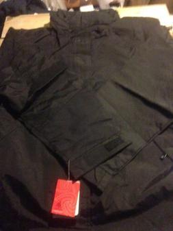 Colorado Clothing Men's Summit Anorak Shell Jacket, Black, X