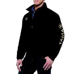 Ariat® Men's Team Logo Black Concealed Carry Insulated Jack