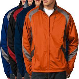Antigua Men's Tempest Full Zip Golf Jacket,  Brand New
