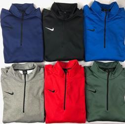 Men's Nike Therma Dri-Fit Big & Tall Quarter Zip Jacket