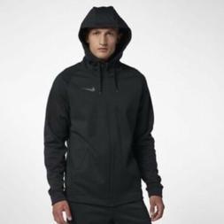 Men's Nike Therma-Fit Full Zip Fleece Hoodie Jacket AJ4450 0