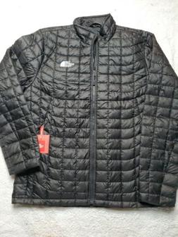 The North Face Men's Thermoball Large Eco Jacket Black  Nylo
