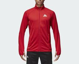 adidas Men's TIRO 17 Full-Zip Training Jacket with Thumb hol