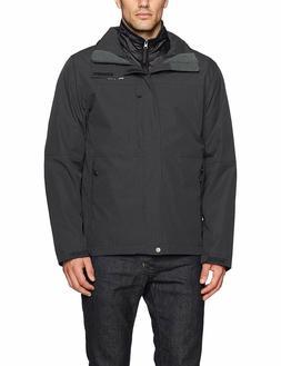 White Sierra Men's Trifecta Interchange II Jacket - SIZE XL