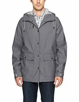 IZOD Men's True Slicker Rain Jacket - Choose SZ/color
