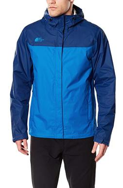 The North Face Men's Venture Hoody Jacket Bomber Blue/Limoge