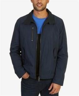 Nautica Men's Water repellent Windbreaker Three Pocket Jacke