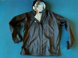 Carhartt Men's Waterproof Acadia Jacket Rain Hoodie, Large T