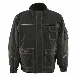 RefrigiWear Men's Waterproof ErgoForce Insulated Jacket with