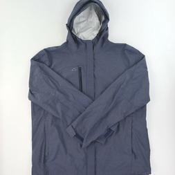 men s waterproof rain hooded jacket windbreaker