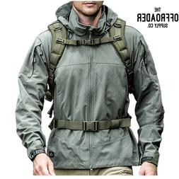 Men's Waterproof Tactical Army Military Jacket Soft Shell Ou