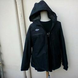 Wantdo Men's Waterproof Windproof Hooded Jacket - 8301s  sma