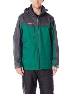 Men's Columbia Whirlibird 3-In-1 Interchange Omni Heat Jacke