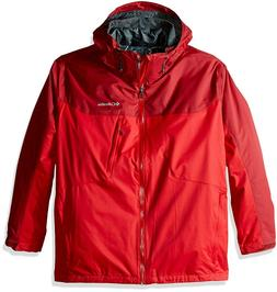 Columbia Men's Whirlibird Interchange 3 in 1 Jacket Mountain