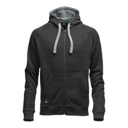 The North Face Men's Wicker Full Zip Hoodie FlashDry French