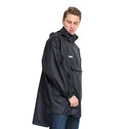 ZDHGLOBAL Men's Women's Resolve 2 Lightweight Long Rain Jack