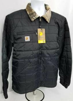 men s woodsville reversible jacket size medium