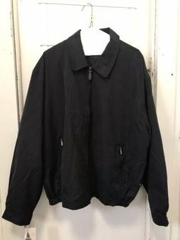 Men's Auburn Zip-Front Golf Jacket