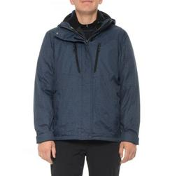 ZeroXposur Men System Jacket 3-in-1 Cobra Navy Static Insula