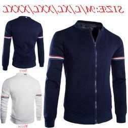 Men Winter Decorative Ribbon Leisure Jacket Collar Men Casua