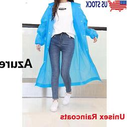 Unisex Raincoats Emergency Rain Coat Hoodies Waterproof Jack