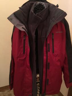ZEROXPOSUR MENS 4 In 1 Jacket Size L