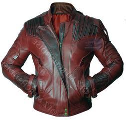 mens avengers infinity war star lord jacket