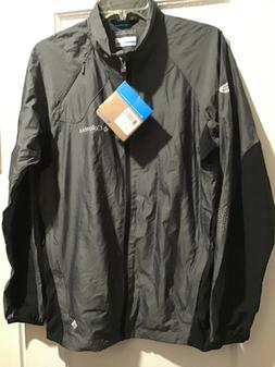 Columbia Mens Baseplate Jacket Sz. Small w/LandRover Decal