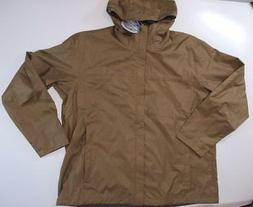 Columbia Mens Big 2X 3X 4X Watertight Printed Jacket Hooded