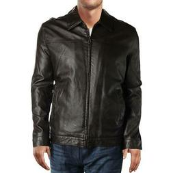 mens brown coat bomber jacket outerwear big
