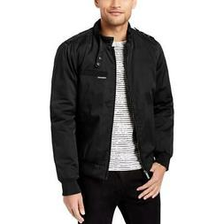 Members Only Mens Classic Fit Water Resistant Outerwear Jack