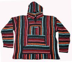 Mens coachella winter hoodie warm hooded sweatshirt sweater