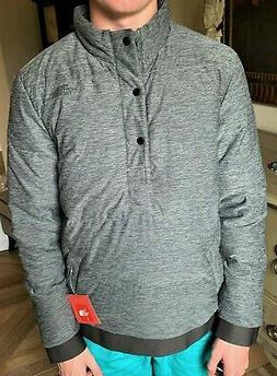 The North Face MEN's Eros 550 Down Pullover Jacket size XL