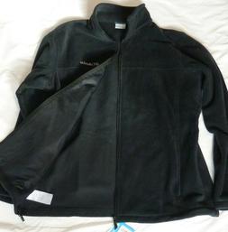 Columbia MENS Full Zip Fleece Jacket BIG & TALL Size 2XT Fla