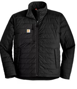 Carhartt Mens Gilliam Jacket Regular Work Winter Insulated Q