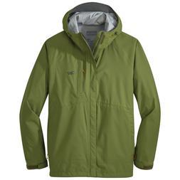 Outdoor Research Men's Guardian Ascent Shell Rain Jacket X
