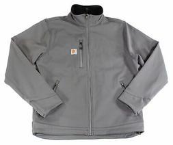 mens jacket gray size large l full