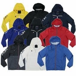 Tommy Hilfiger Mens Jacket Windbreaker Zipper Long Sleeve Ra