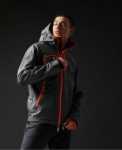 Superdry Mens Limited Edition Hit Funnel Sd-Windcheater Jack