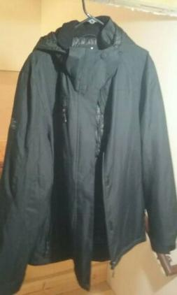 Men's ZeroXposur Midweight Coat Jacket SZ XL 82060S New W/