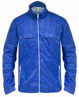 ADIDAS MENS NEO JACKET ROYAL BLUE  B4