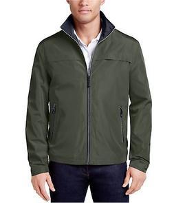 London Fog Mens Packable Windbreaker Jacket