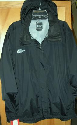THE NORTH FACE MENS RESOLVE 2 WATERPROOF JACKET- TNF BLACK -