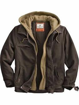 Legendary Whitetails Men's Rugged Full Zip Dakota Jacket