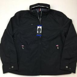 Men's Tommy Hilfiger Spellout Taslan Jacket with Hood Larg